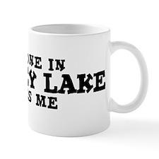 Crowley Lake: Loves Me Mug