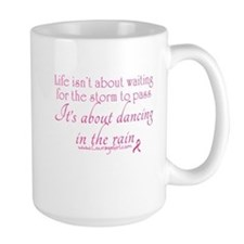 Dancing in the Rain Mug