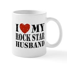 Rock Star Husband Mug