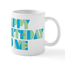 Happy Birthday 13 Small Mug