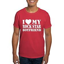 Rock Star Boyfriend T-Shirt