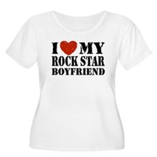 Rock Star Boyfriend T-Shirt