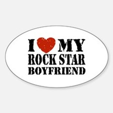 Rock Star Boyfriend Decal