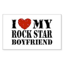 Rock Star Boyfriend Decal