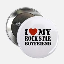 "Rock Star Boyfriend 2.25"" Button"