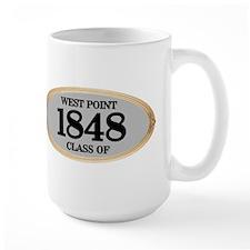 West Point - 1848 (Oval) Mug