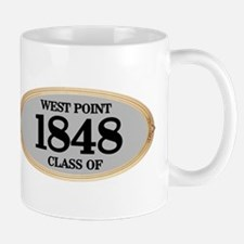 West Point - 1848 (Oval) Mug