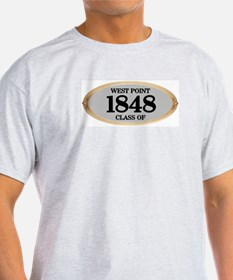 West Point - 1848 (Oval) T-Shirt