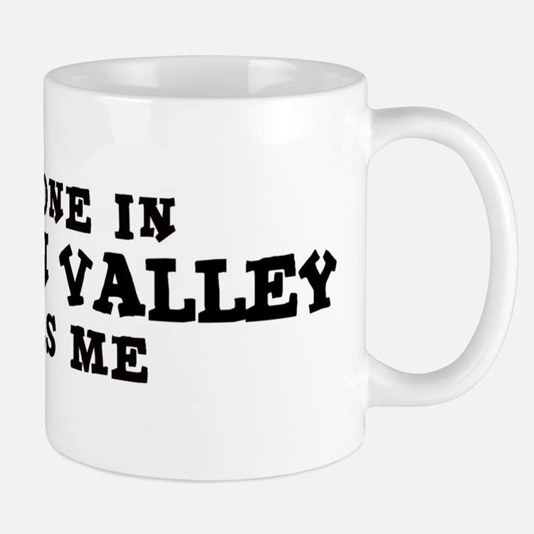 Fountain Valley: Loves Me Mug