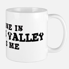 Fountain Valley: Loves Me Small Small Mug