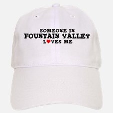 Fountain Valley: Loves Me Baseball Baseball Cap