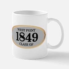 West Point - 1849 (Oval) Mug