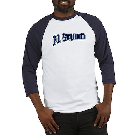 N-FL Logo300dpi Baseball Jersey