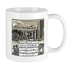 18th Century Privy Cleaner Mug