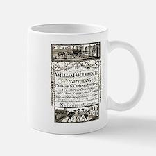 18th C. Privy Cleaner Mug