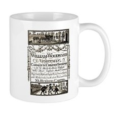 18th C. Privy Cleaner Mug