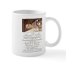 18th C Library Mug