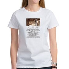 18th C Library Tee