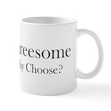 TeamThreesome_Baskerville_bumper_BLACK.psd Mug
