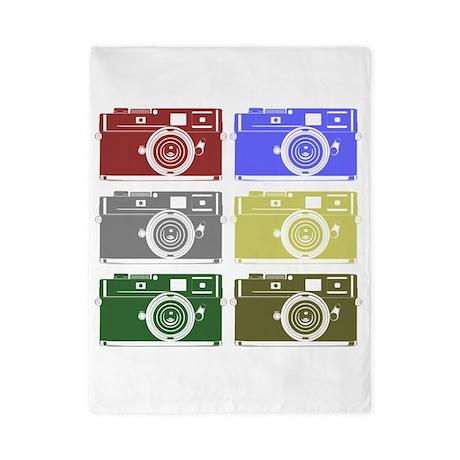 Warhol, Camera Twin Duvet