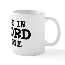 Fort Ord: Loves Me Mug