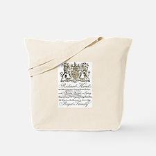 Chelsey Bun Baker Tote Bag