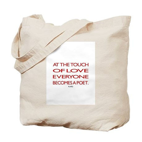 Touch of Love Tote Bag
