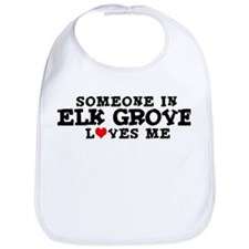 Elk Grove: Loves Me Bib