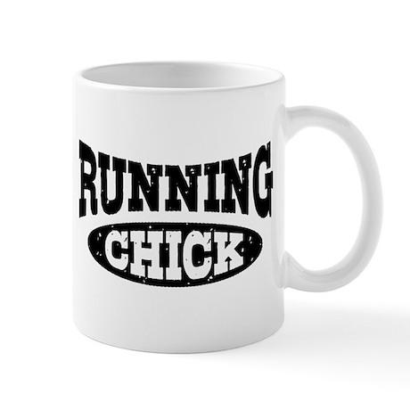 Running Chick Mug