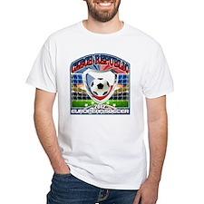 Czech Republic European Soccer 2012 Shirt
