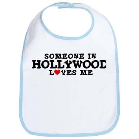 Hollywood: Loves Me Bib