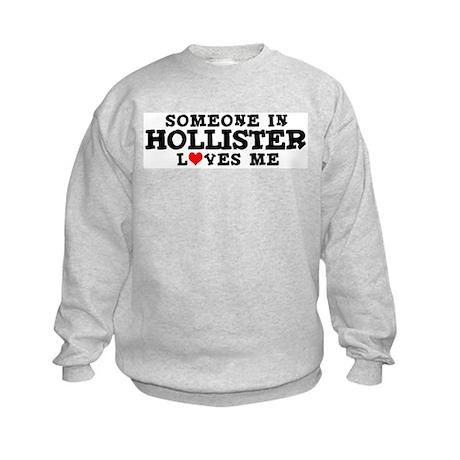 Hollister: Loves Me Kids Sweatshirt