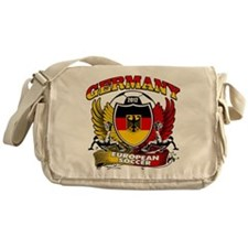 Germany European Fußball 2012 Messenger Bag