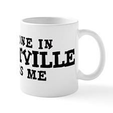 Forestville: Loves Me Small Small Mug