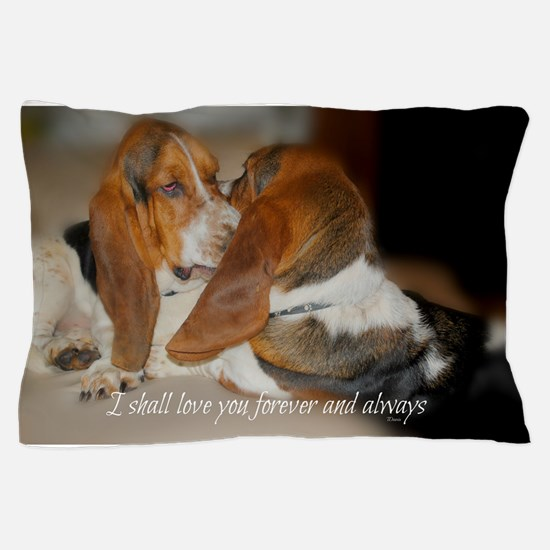 Bassethound Lover -Pillow Case