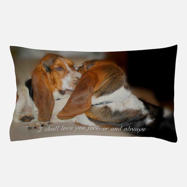 Bassethound Lover -Pillow Case
