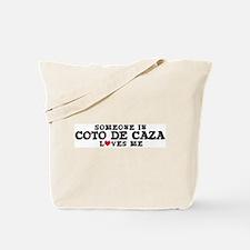 Coto De Caza: Loves Me Tote Bag
