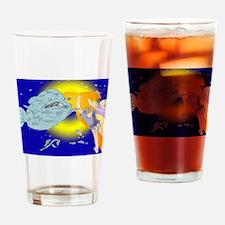 Mr Gloop Drinking Glass