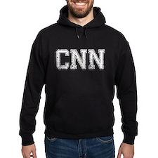CNN, Vintage, Hoody