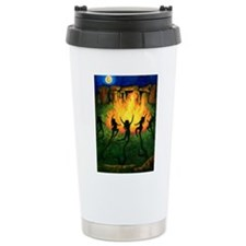 Fire Dance Travel Mug