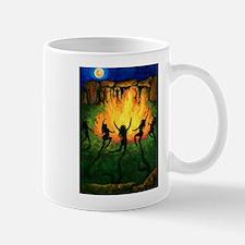 Fire Dance Mug