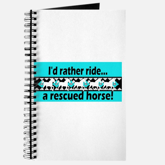 Horse Rescue Journal