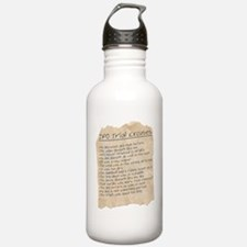 IPO Trial Excuses Water Bottle