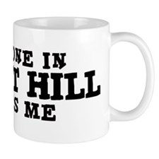 Forest Hill: Loves Me Small Mug