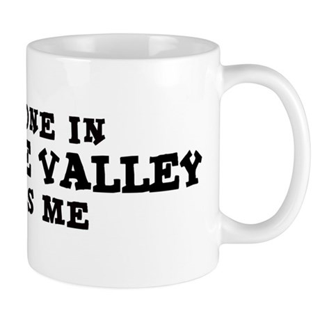Antelope Valley: Loves Me Mug