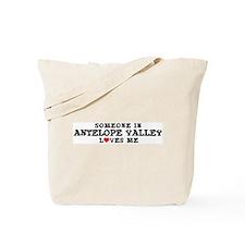 Antelope Valley: Loves Me Tote Bag