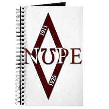 Omega Chapter Diamond Journal