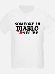 Diablo: Loves Me Kids T-Shirt