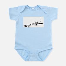 Musical Squid Infant Bodysuit
