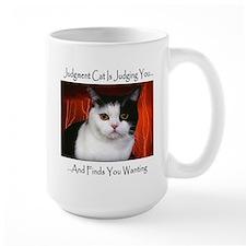 Judgment Cat Mug